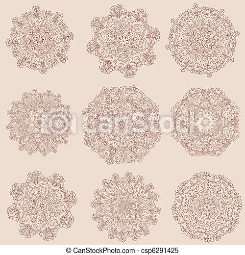 arabesque collection - csp6291425
