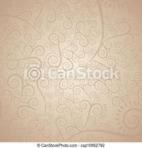arabesque pattern - csp10952792