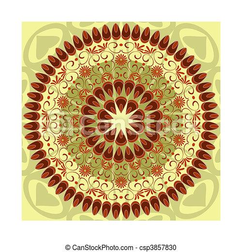arabesque pattern - csp3857830