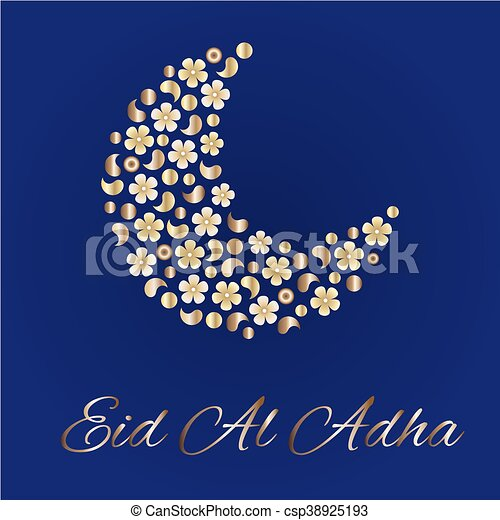 Eid mubarak traditional arabic lantern for eid mubarak greeting arabic lantern for eid mubarak greeting card csp38925193 m4hsunfo