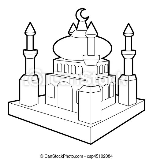 Arabic Town Illustrations And Clipart 882 Arabic Town Royalty Free