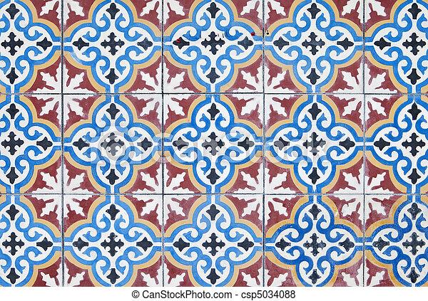 arabisches mosaik csp5034088 - Mosaik Muster