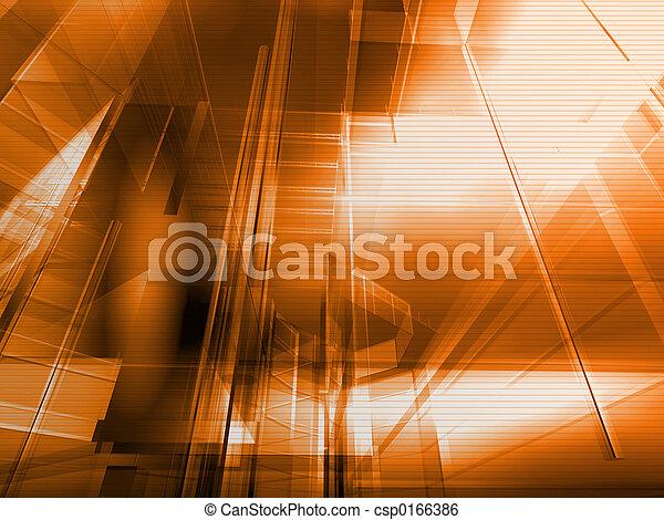 arancia, architettonico - csp0166386