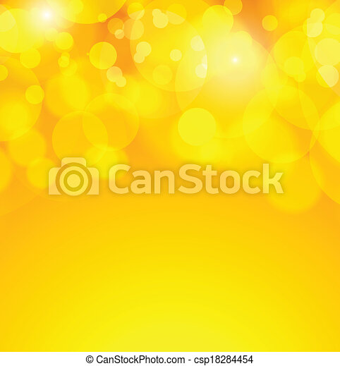 arancia, astratto, fondo - csp18284454