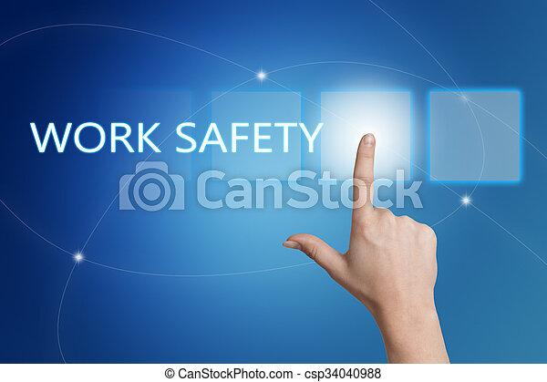 Arbeitssicherheit - csp34040988