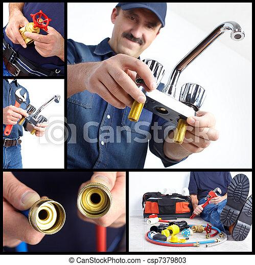 Arbeiter - csp7379803
