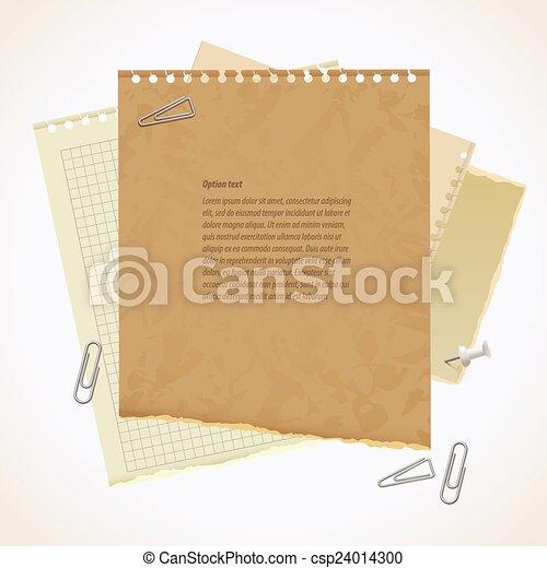 Arbeitsblatt, buch, übung, leer. Schwerer satz, altes , illustration ...