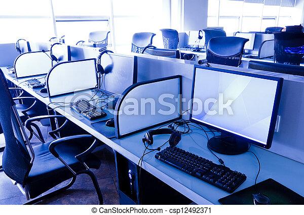 Büroarbeit - csp12492371