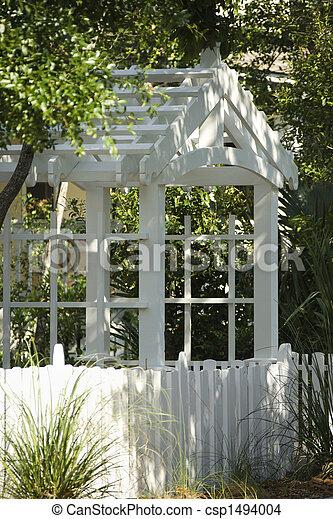 arbor., jardin - csp1494004