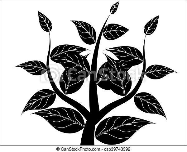 arbre - csp39743392
