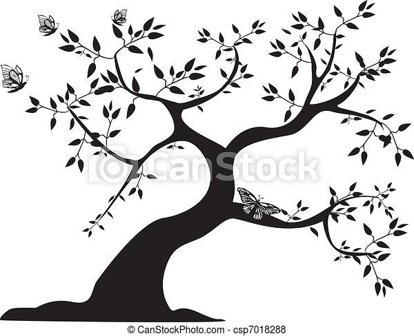 arbre - csp7018288