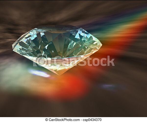 Arc En Ciel Diamant