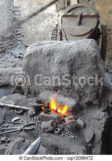 archaic forge - csp12088472