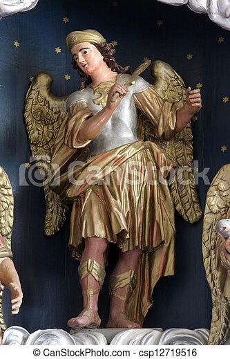 Archangel Michael - csp12719516