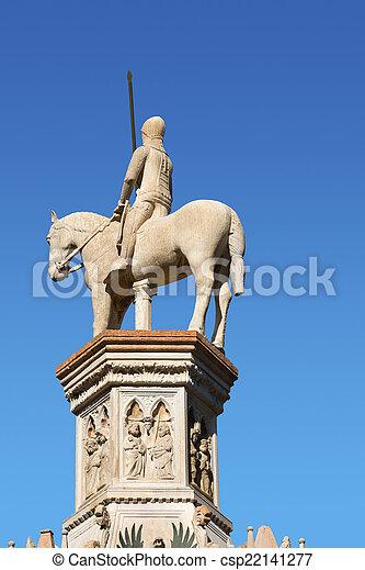 Arche Scaligere of Cansignorio - Verona Italy - csp22141277