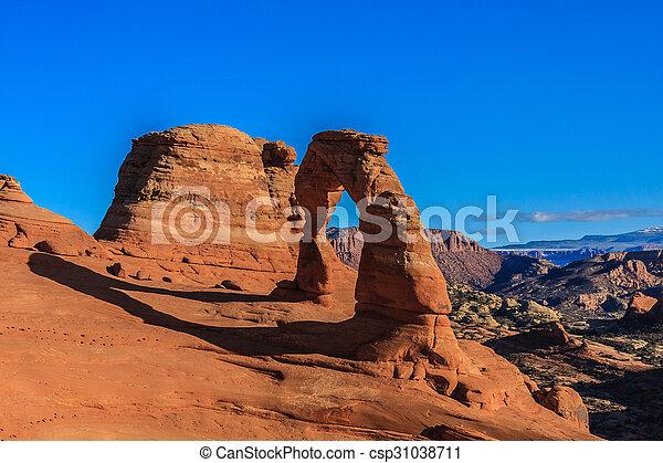 Arches National Park - csp31038711