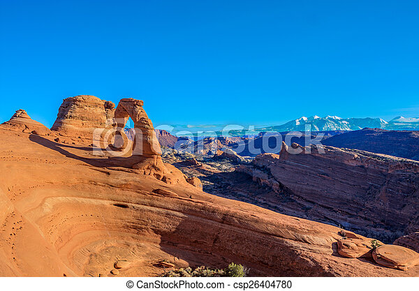 Arches National Park - csp26404780
