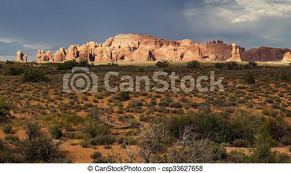 Arches National Park - csp33627658