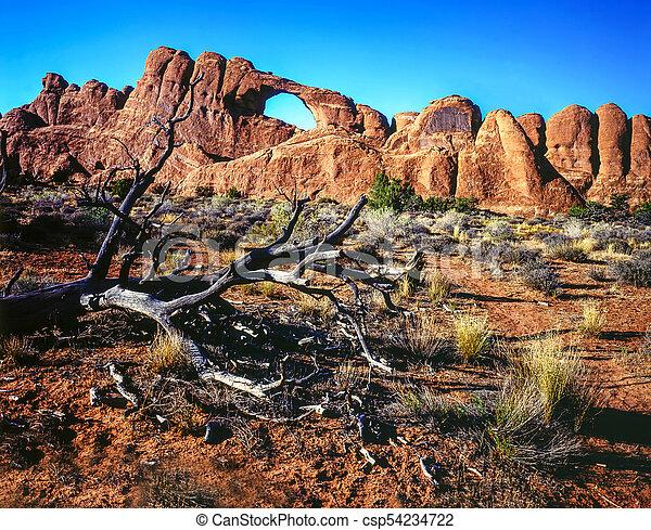 Arches National Park - csp54234722