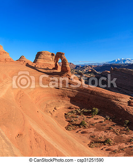 Arches National Park - csp31251590