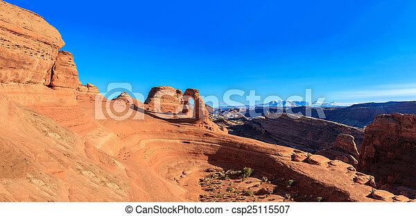 Arches National Park - csp25115507
