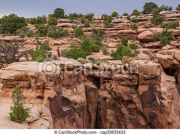 Arches National Park - csp33633433