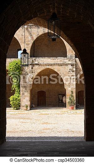 Arches - csp34503360