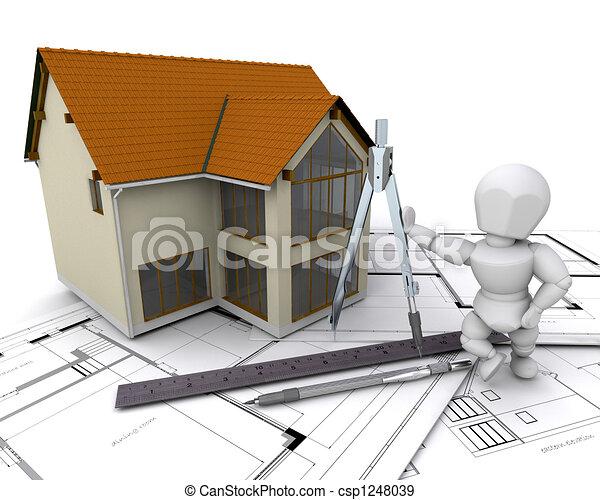 Architect - csp1248039