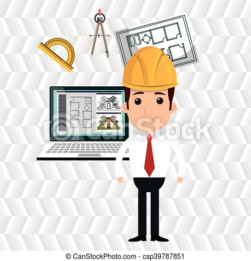 Architecte ordinateur portable outils m tier for Outils architecte