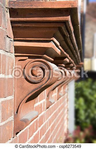 Architectural detail - csp6273549