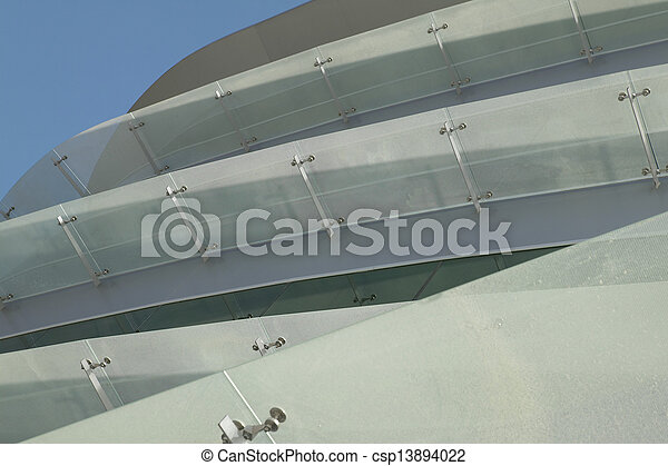 Architectural structure - csp13894022