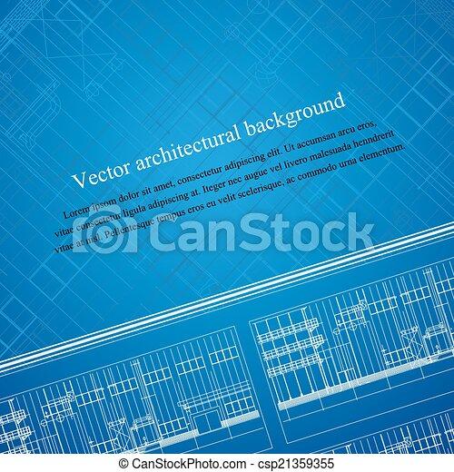 Architecture background blueprint architecture background architecture background blueprint csp21359355 malvernweather Choice Image