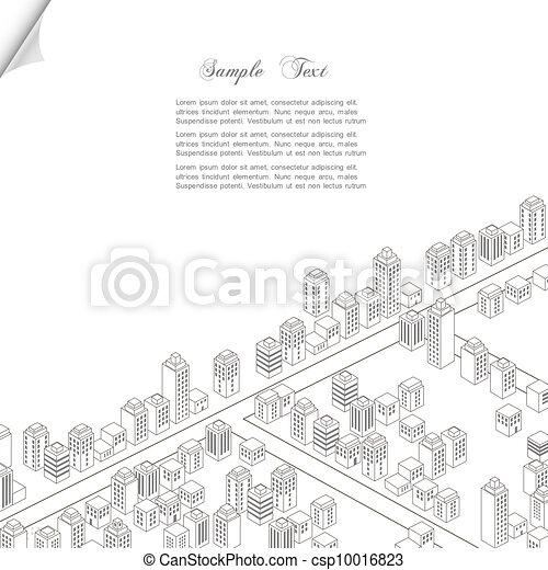 Architecture concept background - csp10016823
