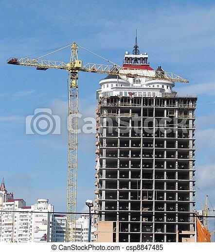 Architecture construction 01 - csp8847485