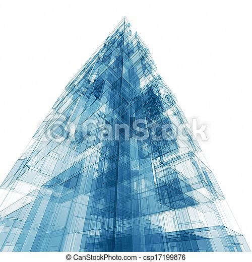 Architecture construction - csp17199876