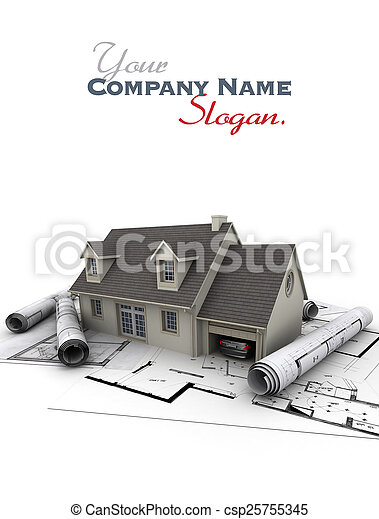 Architecture construction - csp25755345