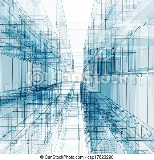Architecture construction - csp17823290