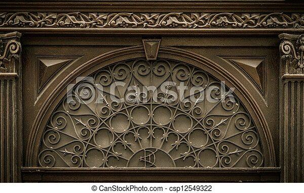 Architecture details background - csp12549322