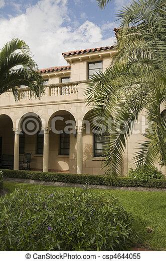 Architecture in West Palm Beach - csp4644055