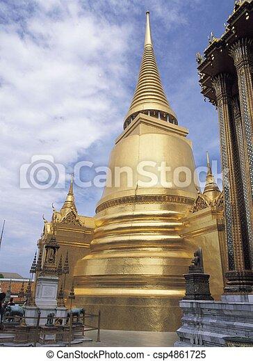 architecture mondiale - csp4861725