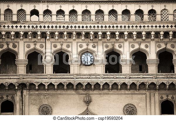 Architecture of Charminar - csp19593204