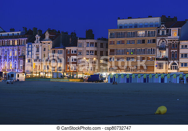 Architecture of Dunkirk - csp80732747