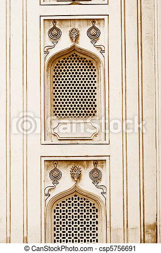Architecture of historic charminar - csp5756691