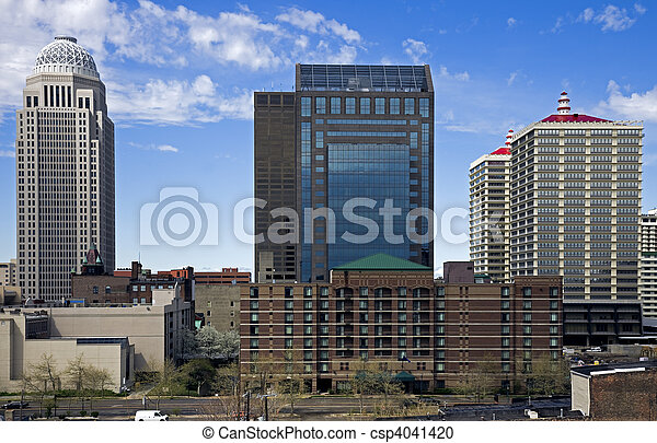 Architecture of Louisville - csp4041420