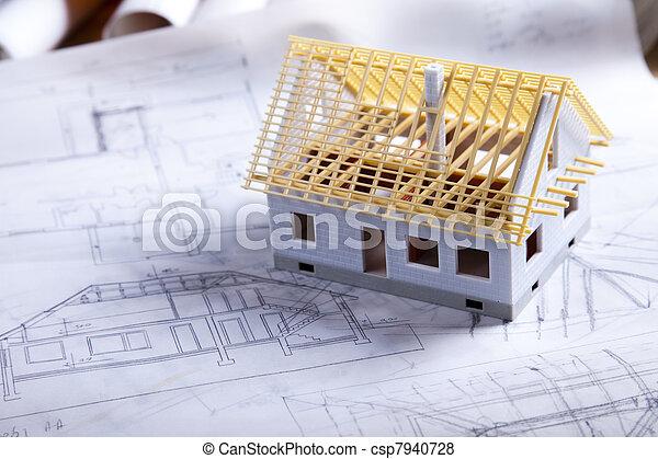 Architecture plan & Tools - csp7940728