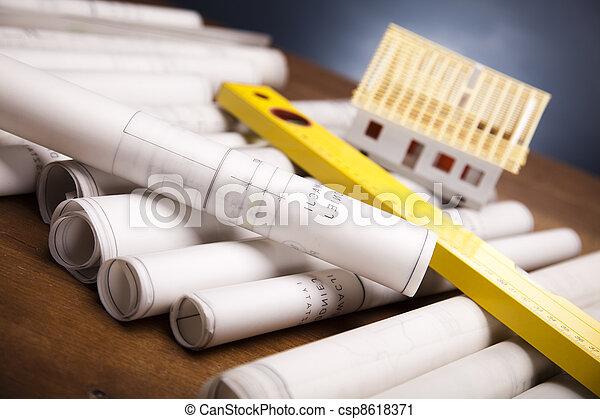 Architecture planning - csp8618371