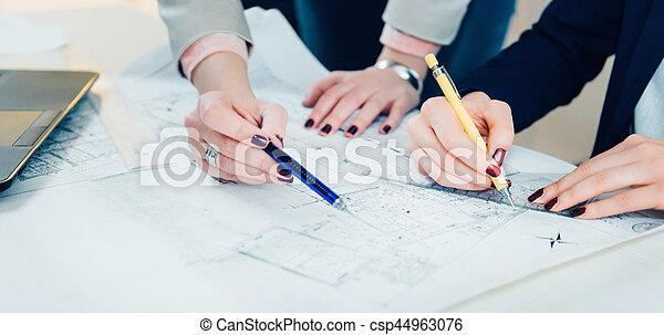 Architecture plans - csp44963076