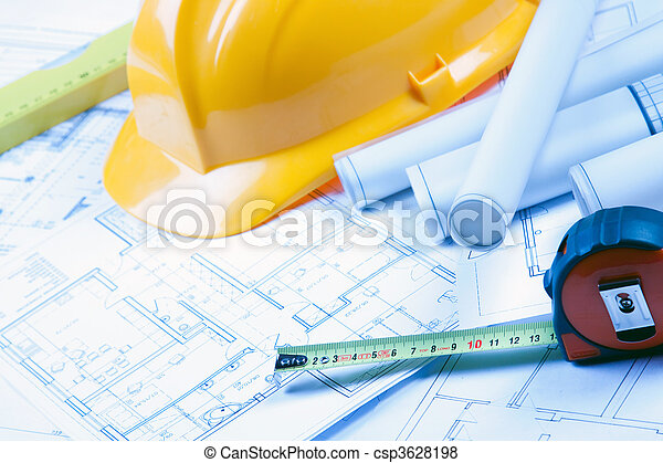 Architecture tools on blueprints - csp3628198