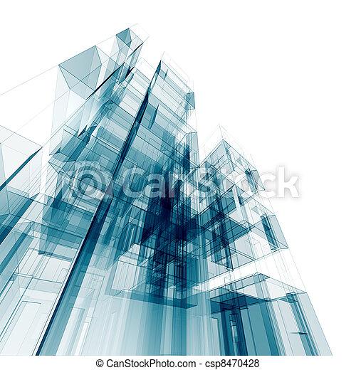 architektura - csp8470428