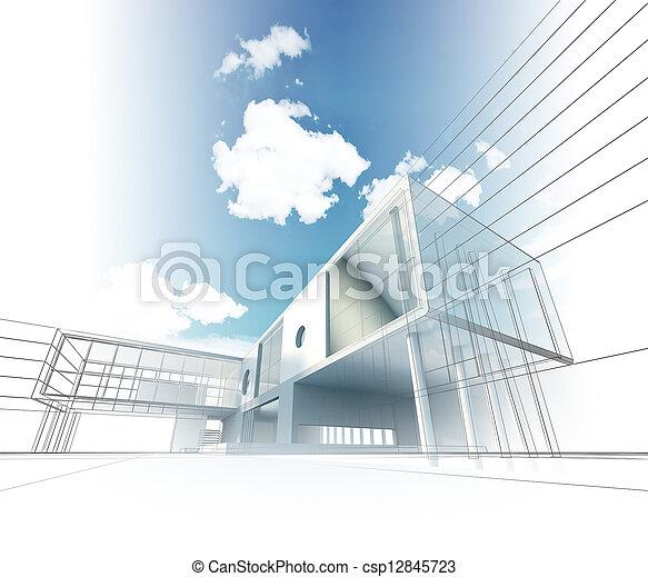 architektura - csp12845723